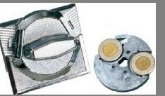 Dual Insert Coin Mechanism, Coin-Mech (TR124)