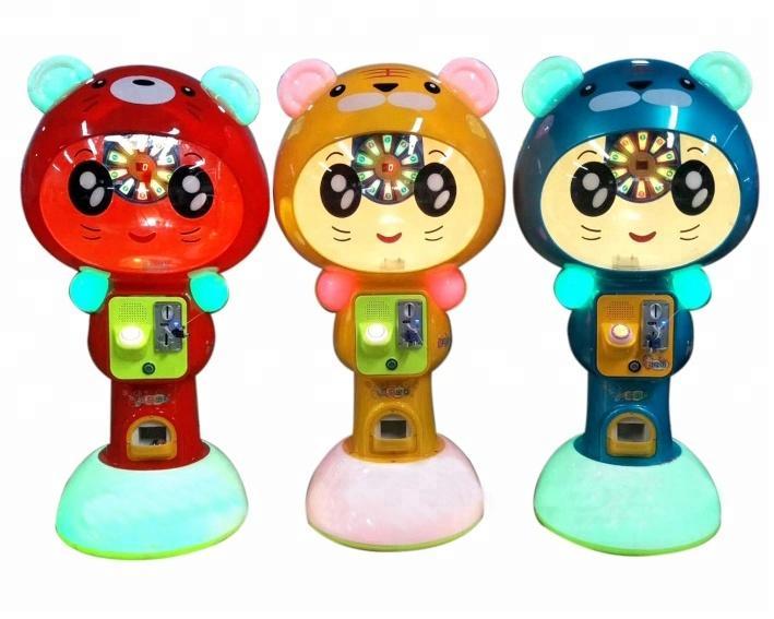 Electric Capsule Toy Vending Machine (TR601) 1