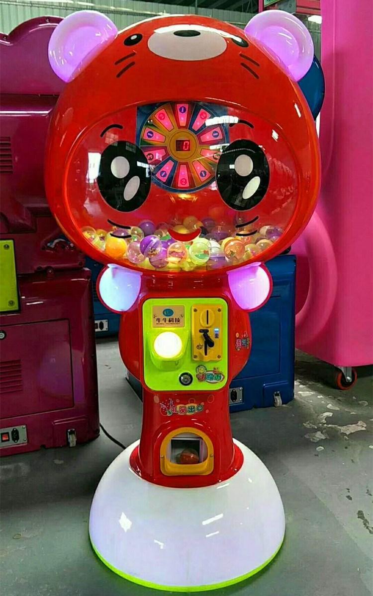Electric Capsule Toy Vending Machine (TR601) 2