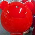 Electric Capsule Toy Vending Machine (TR601) 6