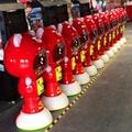 Electric Capsule Toy Vending Machine (TR601) 7