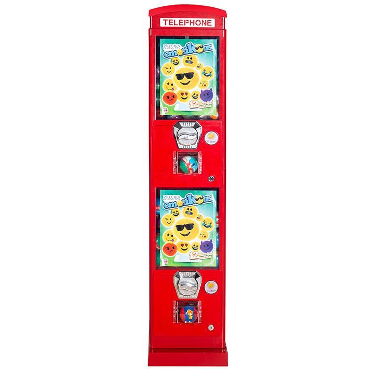 TR548 - Telephone Box Capsule Machine 1