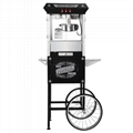 8 Ounce Popcorn Machines With Cart (6035)