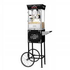 8 Ounce Luxury Popcorn Machine With Cart (6084)