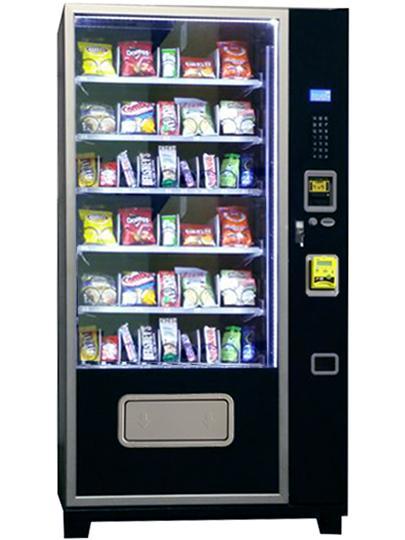 Large Snack & Drink Combo Vending Machine (KM006) 2