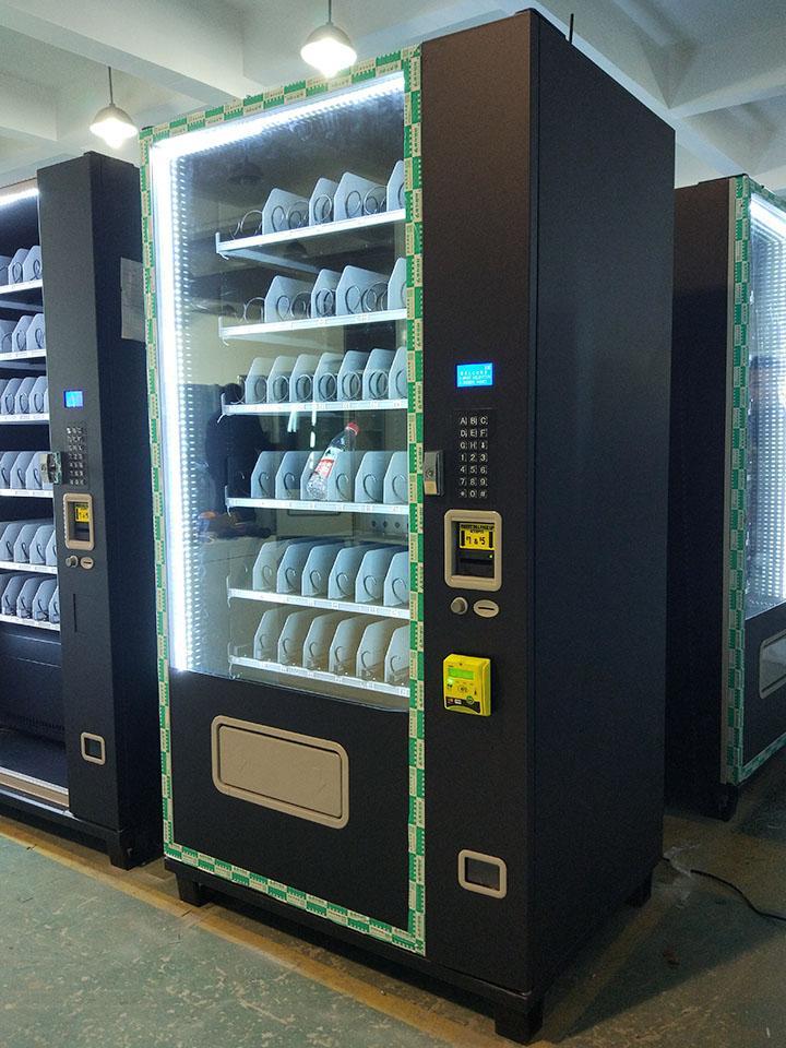 Large Snack & Drink Combo Vending Machine (KM006) 3