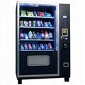 Small Snack & Soda Combo Vending Machine (KM408) 2