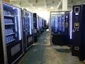 Small Snack & Soda Combo Vending Machine (KM408) 8