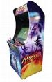 Classcial upright arcade street fighter game machine (G057)