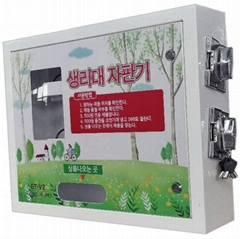 2-Selection Sanitary Pad Vending Machine (TR422)