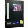 6-Selection Small Item Vending Machine