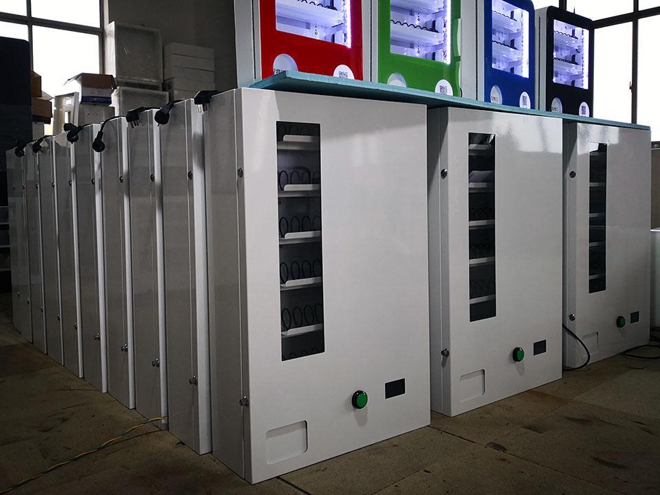 6-Selection Small Item Vending Machine (TR616) 5