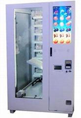Raw Eggs or Boxed Food Vending Machine (KM008)