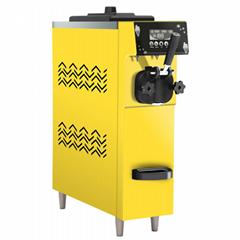 Single Flavor Economy Mini Soft Ice Cream Machine (ICM-S12PA)