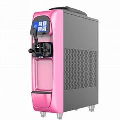 Mini Touch Screen Ice Cream Machine (ICM-18PAW)