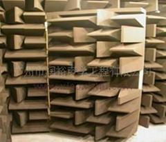 润裕优质消声室 吸声尖劈 消声材料