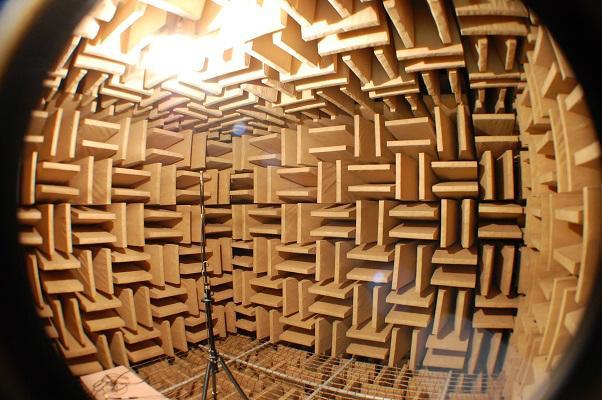 润裕优质消声室 吸声尖劈 消声材料 3