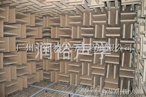 专业建造消声室,隔声室,录音室,混响室,听音室,演播室 1