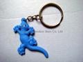 soft PVC keychain&keyring&keyholder