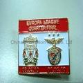 Club Pin&Club badge