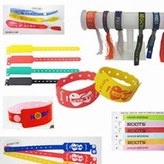 One-time wrist band&bracelet