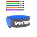 Ski velcro bracelets