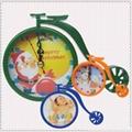自行车相框/闹钟 1