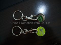 metal keychains&keyring