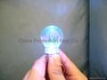 flashing&shining bulb keychains&keyring
