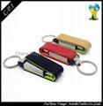 Full Capacity PU USB Flash Drives 2.0