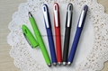 promotion gift plastic ballpoint pens with customer logo 1