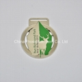 Used campaign zinc circle medals of honor