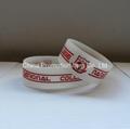 White silicone wrist band wholesale