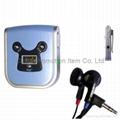Radio Pedometer&Step Counter