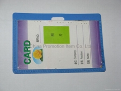 PVC card holder&plastic card holder