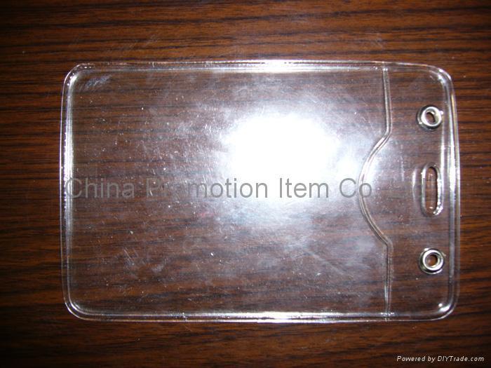 soft PVC holder& soft pvc card holder 4