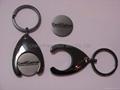 Zinc alloy keychain&Keyring
