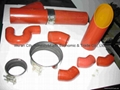 EN877 ISO6594 ASTM A888 BS416 BS460 PIPES FITTINGS