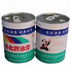 各色高氯化聚乙烯防腐塗料