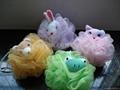 Toy Bath Sponge Jinming China Manufacturer Sanitary