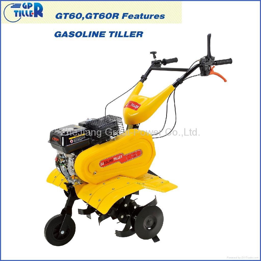 Gasoline tiller GT60R  1