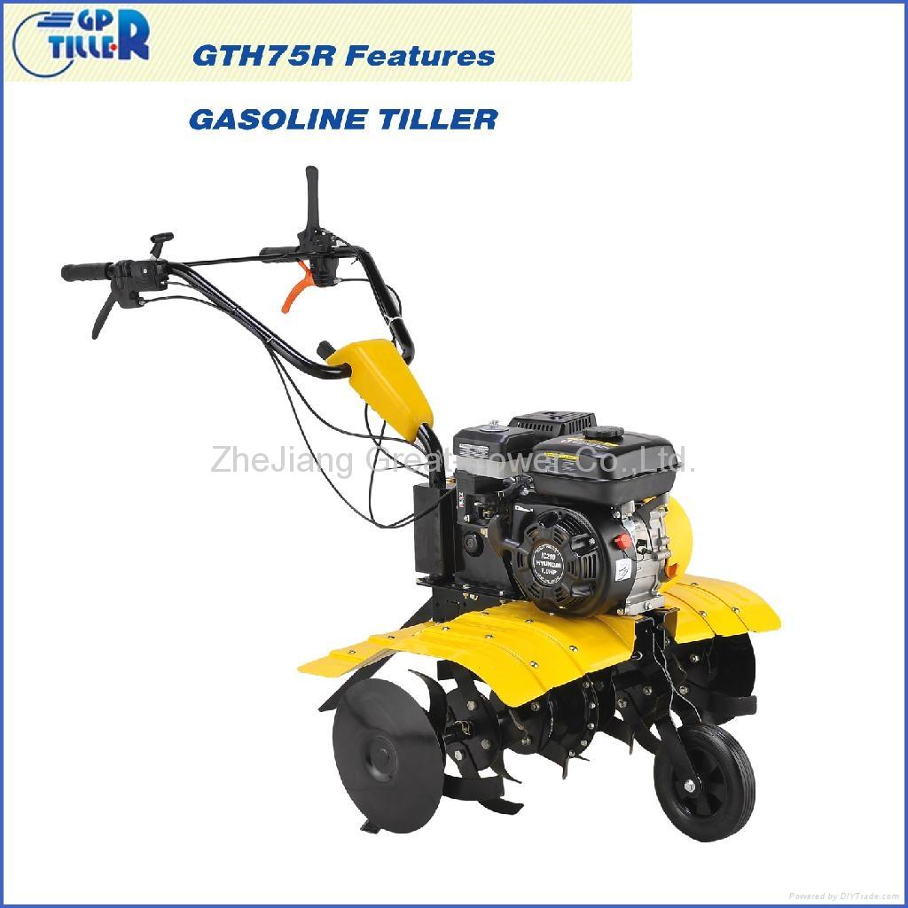 Gasoline tiller GTH75R 2