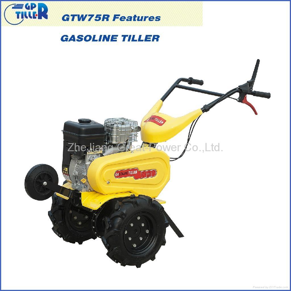 Gasoline tiller GTW75R 1