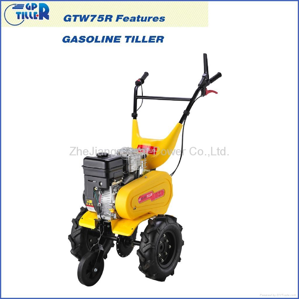 Gasoline tiller GTW75R 3