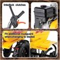 Gasoline tiller GTW75R 4