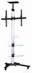 LED TV mobile cart mount AVRD900S