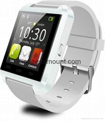 U8 Bluetooth smart Watch for android phone and iphone