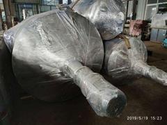 處理全新油脂精鍊設備不鏽鋼材質