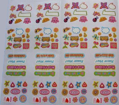 深圳标签印刷 4
