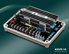 氾用型16Amp發電機自動穩壓器, 適用於並聯機